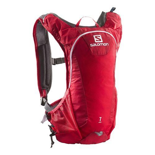 Salomon Agile2 7 Set Hydration - Red