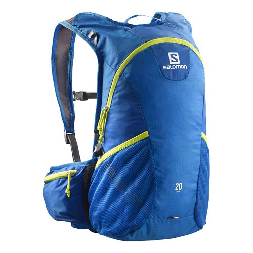 Salomon Trail 20 Set Hydration - Union Blue