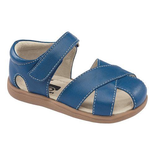 Kids See Kai Run Shauna Sandals Shoe - Blue 9