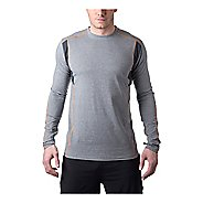 Mens Tasc Performance Charge Long Sleeve No Zip Technical Tops