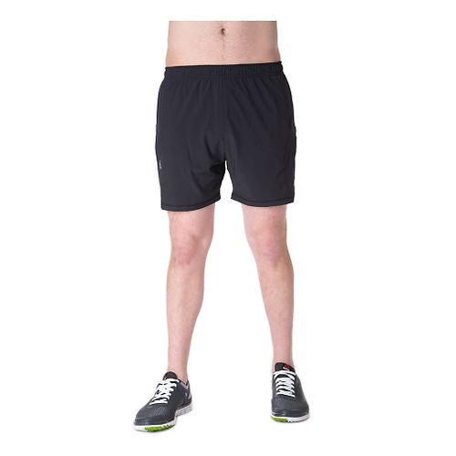 Mens Tasc Performance Strike Lined Shorts - Black XXL