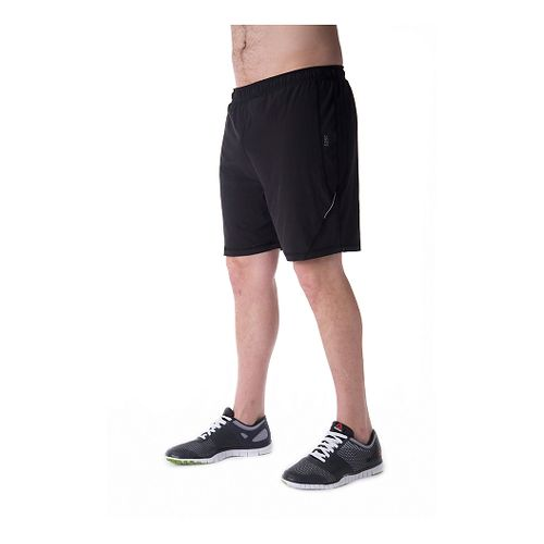 Mens Tasc Performance Propulsion Lined Shorts - Black L