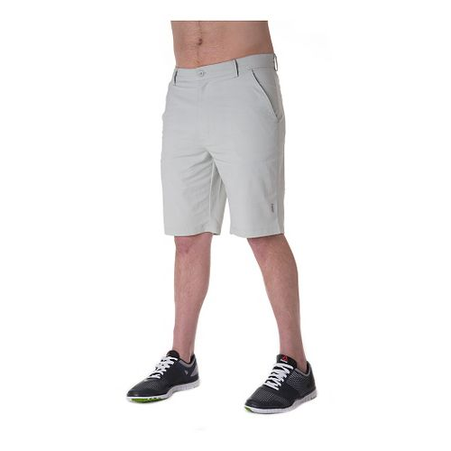 Mens Tasc Performance Switchback Quick Dry Unlined Shorts - Greystone 38