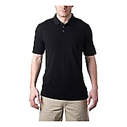 Mens Tasc Performance St.Charles Pique Polo Short Sleeve Technical Tops