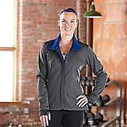 Womens Road Runner Sports Run With The Wind Softshell Outerwear Jacket