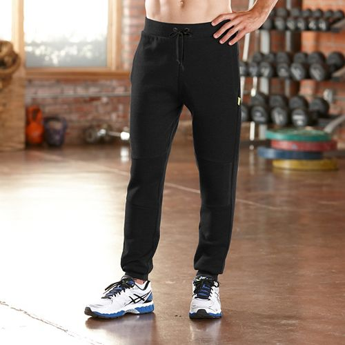 Mens Road Runner Sports Jog On Jogger Full Length Pants - Black M