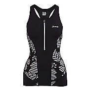 Womens Zoot Ultra Tri Tank Technical Tops