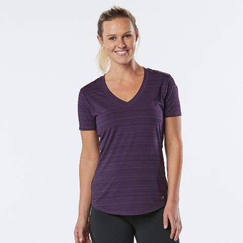 Womens R-Gear Finish First Short Sleeve Technical Tops - Let's Jam L