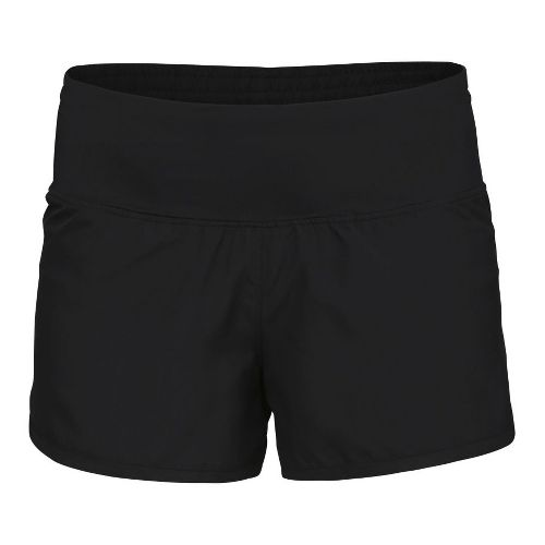 Womens Zoot Run PCH 3 Lined Shorts - Black M