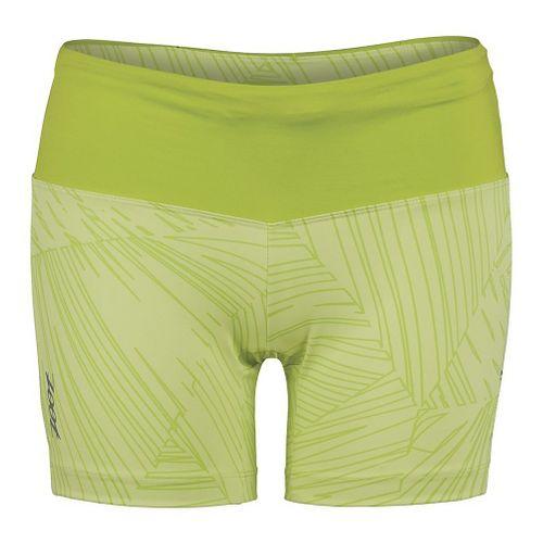 Womens Zoot Run Moonlight 5 Unlined Shorts - Spring Green XS