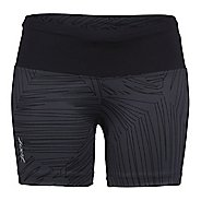 Womens Zoot Run Moonlight 5 Unlined Shorts
