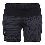 Womens Zoot Run Moonlight 5 Unlined Shorts