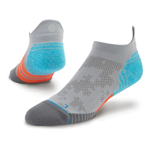 Mens Stance Cadence Tab Socks - Grey L