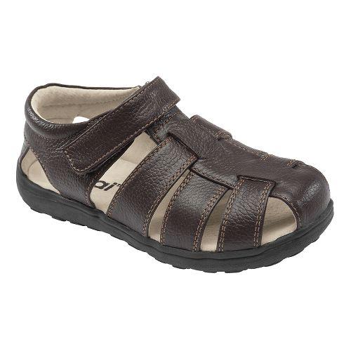 Kids See Kai Run Dillon II Casual Shoe - Brown 11