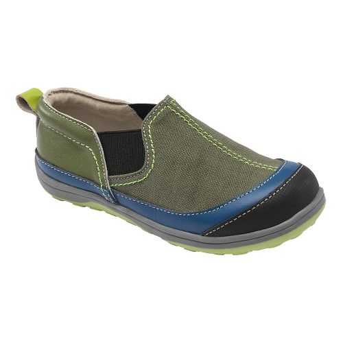 Kids See Kai Run Irwin Casual Shoe - Green 11.5