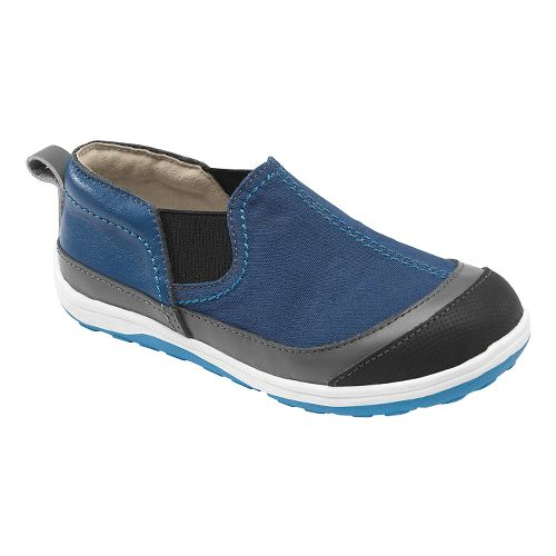 Kids See Kai Run Irwin Casual Shoe - Blue 8.5