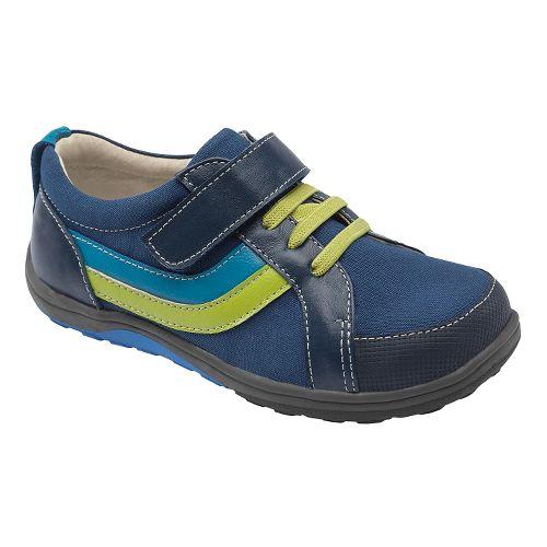 Kids See Kai Run Odin Casual Shoe - Blue 8.5