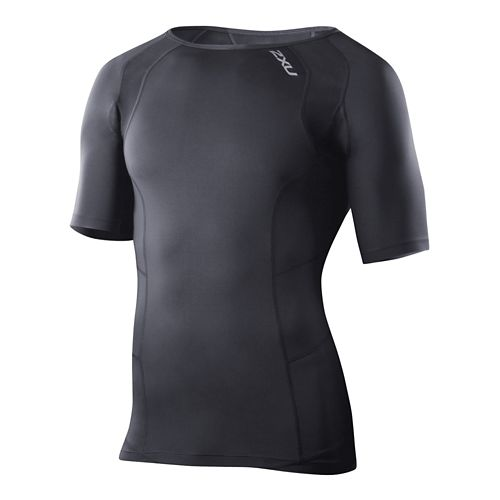 Men's 2XU�Compression S/S Crew Neck Top