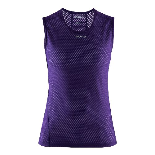 Womens Craft Cool Mesh Superlight Sleeveless & Tank Technical Tops - Dynasty S