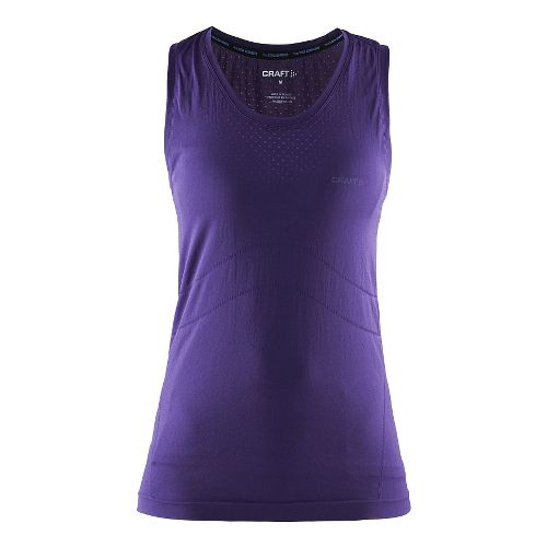 Womens Craft Cool Seamless Singlet Tank Technical Tops - Dynasty XS/S