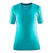 Womens Craft Cool Seamless Short Sleeve Technical Tops