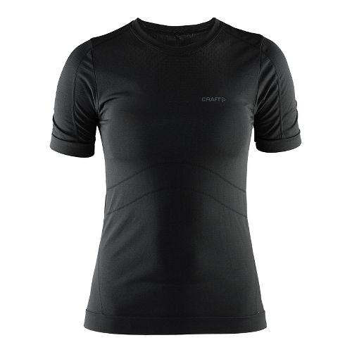 Womens Craft Cool Seamless Short Sleeve Technical Tops - Berry L/XL