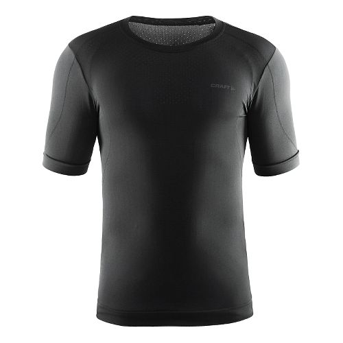 Mens Craft Cool Seamless Short Sleeve Technical Tops - Voyage S/M