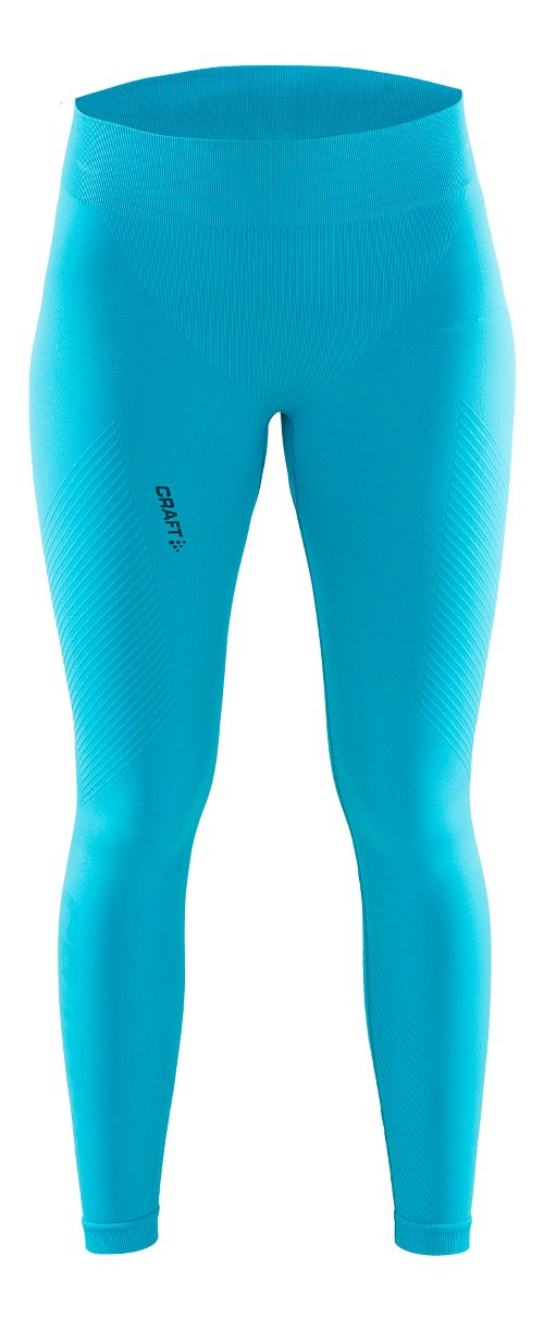 Womens Craft Cool Seamless Full Length Tights - Resort XS/S