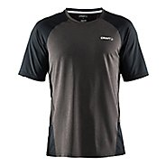 Mens Craft Precise Tee Short Sleeve Technical Tops