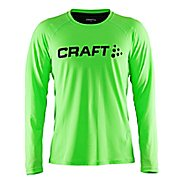 Mens Craft Precise Long Sleeve Technical Tops