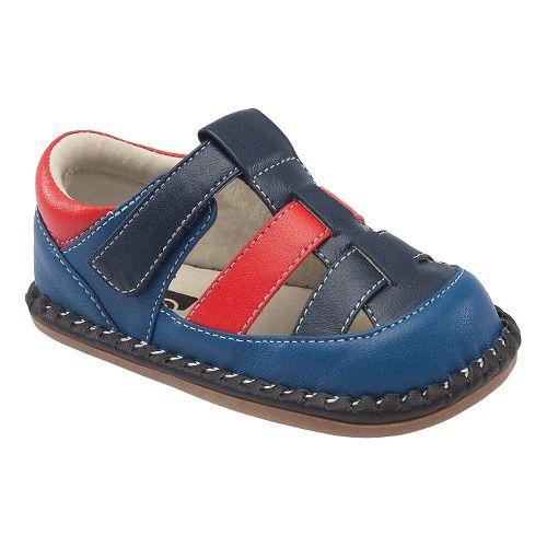 Kids See Kai Run Craig II Sandals Shoe - Blue 4