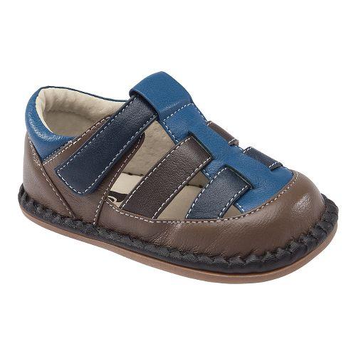Kids See Kai Run Craig II Sandals Shoe - Brown 8