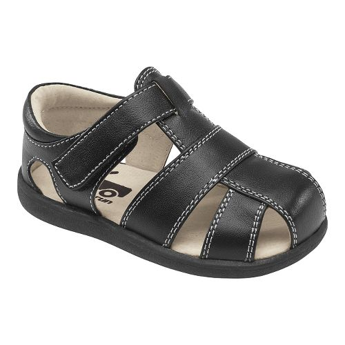 Kids See Kai Run Jude Sandals Shoe - Brown 4