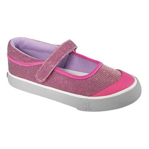 Kids See Kai Run Florence Casual Shoe - Hot Pink 11.5