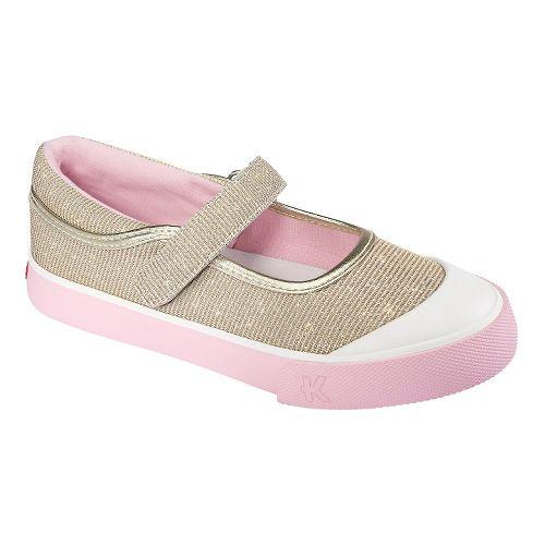 Kids See Kai Run Florence Casual Shoe - Gold 11