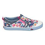 Girls See Kai Run Italya Casual Shoe - Blue Watercolor 1.5Y