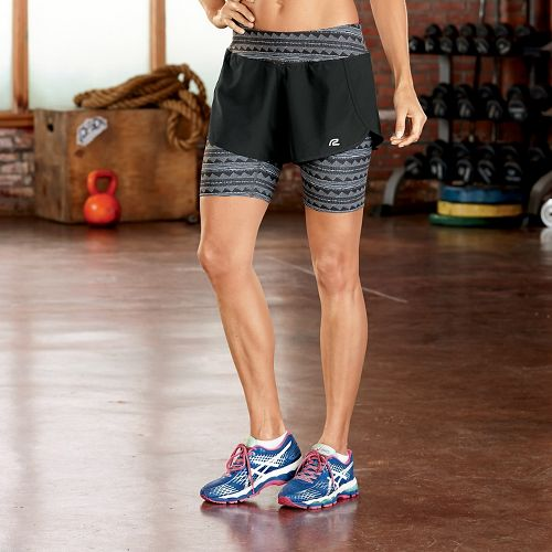 Women's R-Gear�Mixed Message 2-in-1 Printed 7