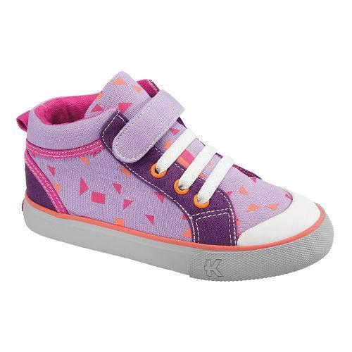 Kids See Kai Run Mykah Casual Shoe - Lavender 1