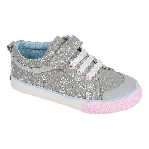 Kids See Kai Run Noel Casual Shoe - Navy 9.5