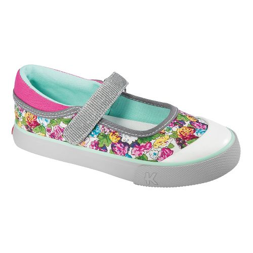Kids See Kai Run Sandi Casual Shoe - Multi 8.5