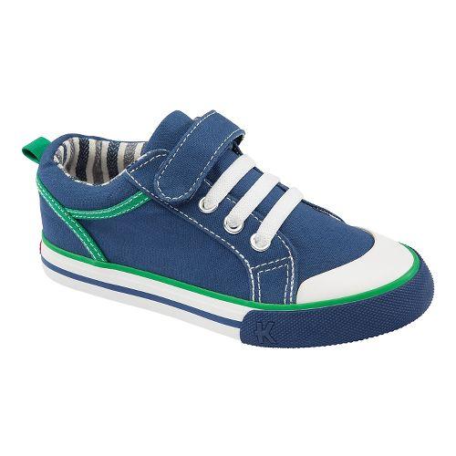 Kids See Kai Run Anders Casual Shoe - Navy 12.5