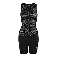 Womens Zoot Performance Tri Racesuit Triathlete UniSuits