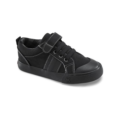 Kids See Kai Run Donovan Casual Shoe - Black 8.5