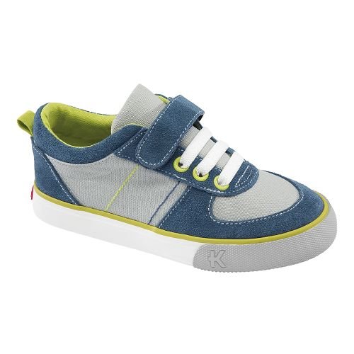 Kids See Kai Run Jared Casual Shoe - Grey 2.5