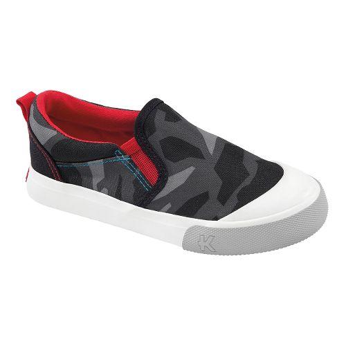 Kids See Kai Run Ransome Casual Shoe - Grey 8.5
