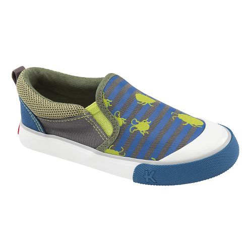 Kids See Kai Run Ransome Casual Shoe - Green 2