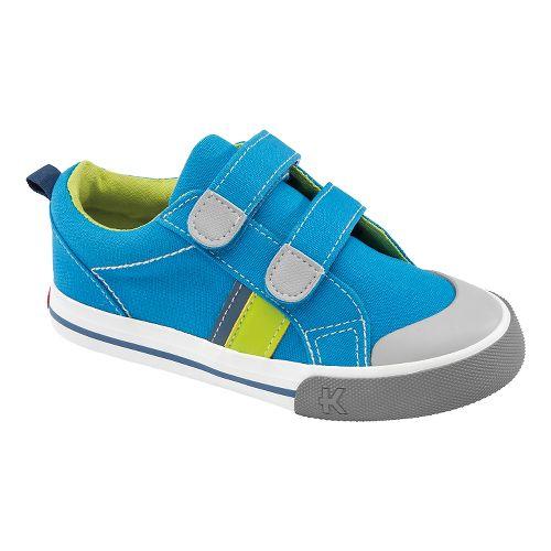 Kids See Kai Run Tripp Casual Shoe - Blue 11.5