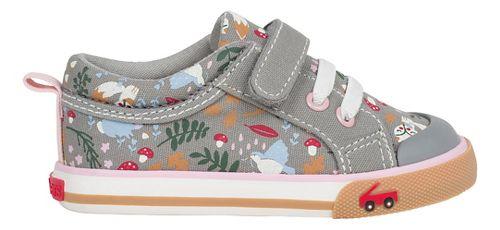 See Kai Run Kristin Casual Shoe - Grey/Woodland 4.5C