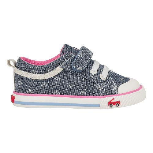 See Kai Run Kristin Casual Shoe - Chambray 8C