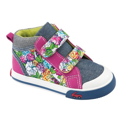Kids See Kai Run Kya Casual Shoe - Multi 4